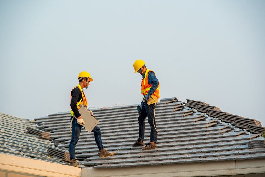 professional emergency roof repair